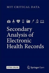 Omslag - Secondary Analysis of Electronic Health Records