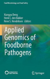 Omslag - Applied Genomics of Foodborne Pathogens