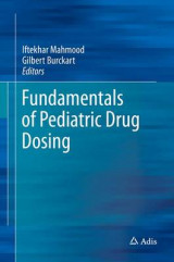 Omslag - Fundamentals of Pediatric Drug Dosing