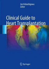 Omslag - Clinical Guide to Heart Transplantation