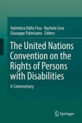 Omslag - The United Nations Convention on the Rights of Persons with Disabilities
