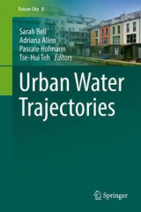 Omslag - Urban Water Trajectories
