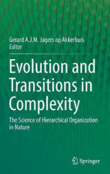 Omslag - Evolution and Transitions in Complexity