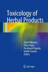 Omslag - Toxicology of Herbal Products 2017