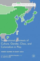 Omslag - Transnational Contexts of Culture, Gender, Class, and Colonialism in Play 2016