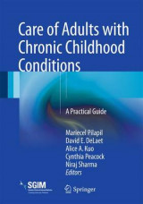 Omslag - Care of Adults with Chronic Childhood Conditions