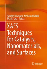Omslag - XAFS Techniques for Catalysts, Nanomaterials, and Surfaces 2016