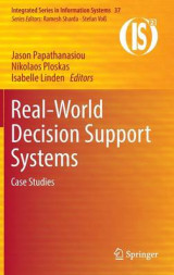 Omslag - Real-World Decision Support Systems