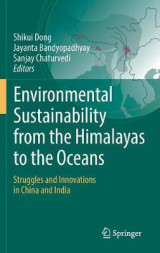 Omslag - Environmental Sustainability from the Himalayas to the Oceans