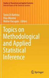 Omslag - Topics on Methodological and Applied Statistical Inference