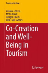 Omslag - Co-Creation and Well-Being in Tourism 2017