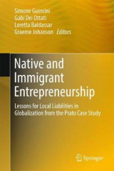 Omslag - Native and Immigrant Entrepreneurship 2017