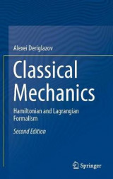 Omslag - Classical Mechanics 2016