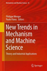 Omslag - New Trends in Mechanism and Machine Science