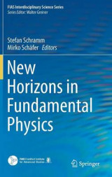 Omslag - New Horizons in Fundamental Physics