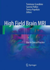 Omslag - High Field Brain MRI 2017