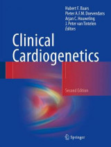 Omslag - Clinical Cardiogenetics 2016