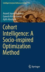 Omslag - Cohort Intelligence: A Socio-Inspired Optimization Method