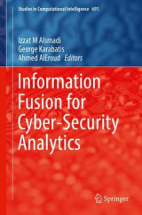 Omslag - Information Fusion for Cyber-Security Analytics 2017