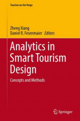 Omslag - Analytics in Smart Tourism Design 2017