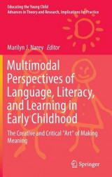 Omslag - Multimodal Perspectives of Language, Literacy, and Learning in Early Childhood