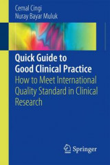 Omslag - Quick Guide to Good Clinical Practice 2017
