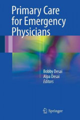 Omslag - Primary Care for Emergency Physicians 2017