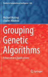 Omslag - Grouping Genetic Algorithms 2017