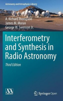 Interferometry and Synthesis in Radio Astronomy 2017 av A. Richard Thompson, James M. Moran og George W. Swenson (Innbundet)