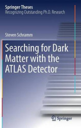 Omslag - Searching for Dark Matter with the Atlas Detector