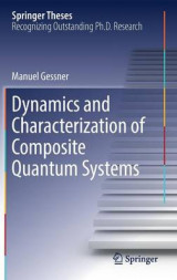 Omslag - Dynamics and Characterization of Composite Quantum Systems