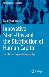 Omslag - Innovative Start-Ups and the Distribution of Human Capital