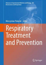 Omslag - Respiratory Treatment and Prevention 2016
