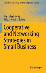 Omslag - Cooperative and Networking Strategies in Small Business