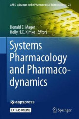 Omslag - Systems Pharmacology and Pharmacodynamics