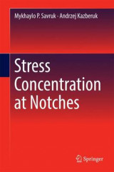 Omslag - Stress Concentration at Notches