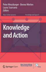 Omslag - Knowledge and Action