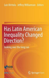 Omslag - Has Latin American Inequality Changed Direction?