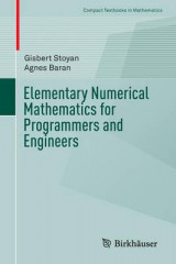 Omslag - Elementary Numerical Mathematics for Programmers and Engineers