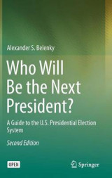 Omslag - Who Will be the Next President? 2016