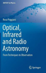 Omslag - Optical, Infrared and Radio Astronomy 2017