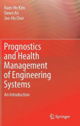 Omslag - Prognostics and Health Management of Engineering Systems