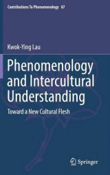 Omslag - Phenomenology and Intercultural Understanding 2016