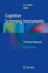 Omslag - Cognitive Screening Instruments