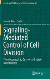 Omslag - Signaling-Mediated Control of Cell Division 2017