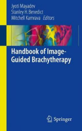 Omslag - Handbook of Image-Guided Brachytherapy
