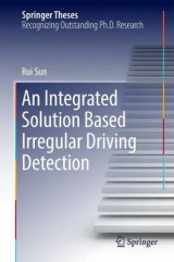 Omslag - An Integrated Solution Based Irregular Driving Detection