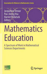 Omslag - Mathematics Education