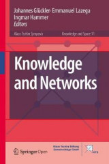 Omslag - Knowledge and Networks