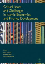Omslag - Critical Issues and Challenges in Islamic Economics and Finance Development